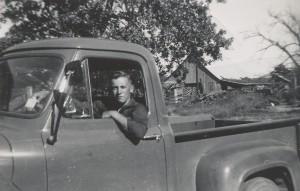 Mel Chrestman Sr. 1956